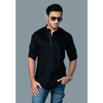 Pretty Fashionable Men Cotton Shirt