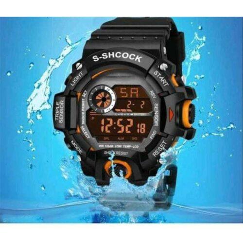 Skylark Digital 7 light Watch For Boys Digital Watch For Men