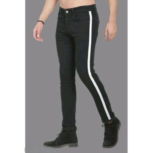 Sobbers Men's Poly Cotton Jeans