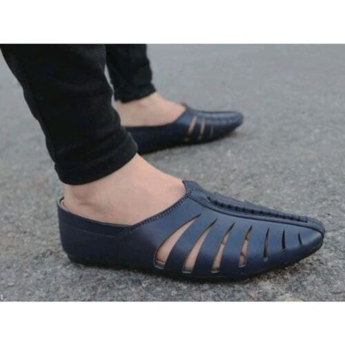 Stylish Men's Navy Casual Loafers