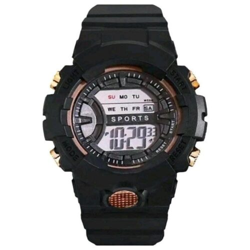 Stylish Silicone Watch for Men