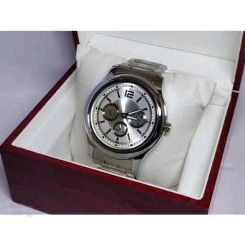 Stylish Stainless Steel Watch for Men