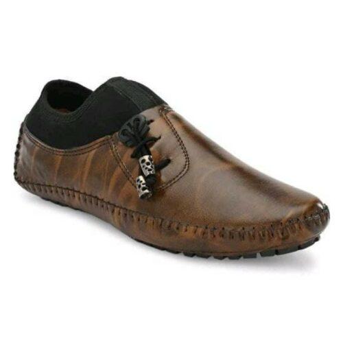 Trendy Men's Brown Loafers