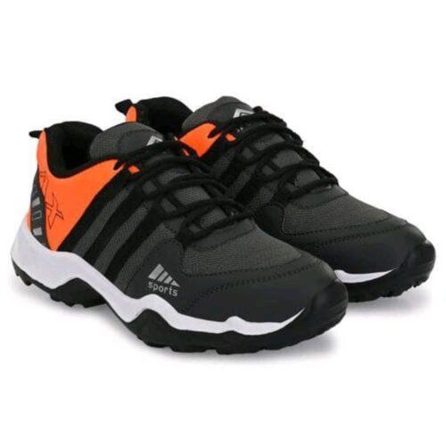 Trendy Men's Orange Casual Shoes