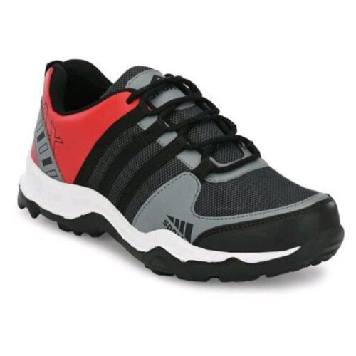 Trendy Men's Red Casual Shoes