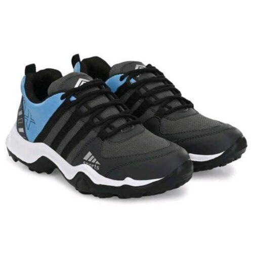 Trendy Men's Blue Casual Shoes