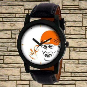 Trendy Sai Baba Watch for Men