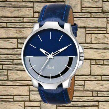 Trendy Watch for Men Blue