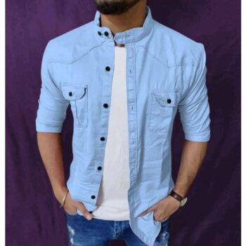 Urbane Fabulous Men Cotton Shirt