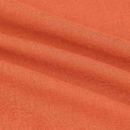 Mens Solid Orange Tape Shirt 6