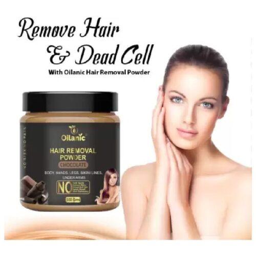 Oilanic Chocolate Hair Removal Powder 100gm Wax 100 g 1