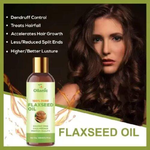 Oilanic Premium Flaxseed Oil 100 ml 2