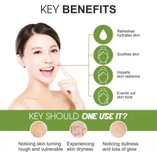 Oilanic Premium Green Tea Face Toner For Men Women 100 ml Men Women 3