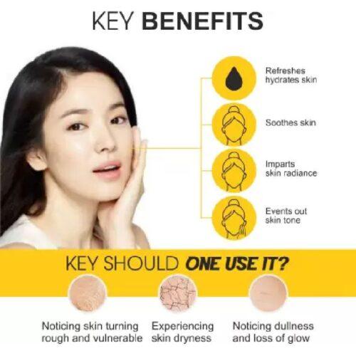 Oilanic Premium Honey Face Toner For Men Women 100 ml Men Women 3