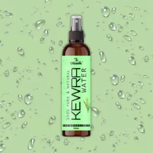 Oilanic Premium Kewra Water For Men Women 100 ml Men Women 1