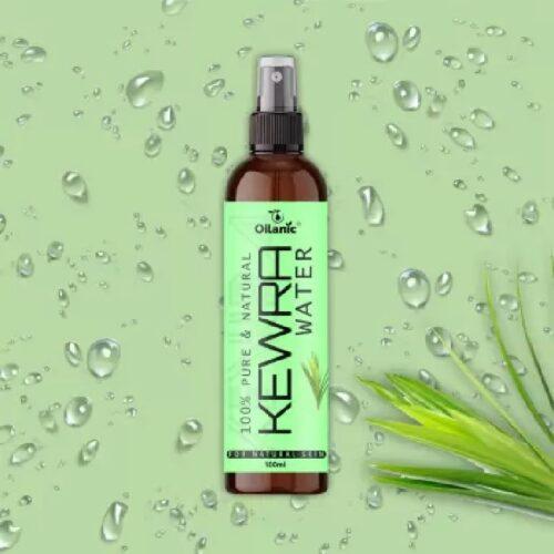 Oilanic Premium Kewra Water For Men Women 100 ml Men Women 3