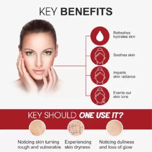 Oilanic Premium Rose Face Toner For Men Women 100 ml Men Women 3
