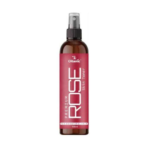 Oilanic Premium Rose Face Toner For Men & Women (100 ml) Men & Women