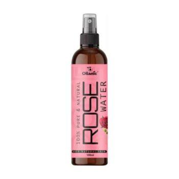 Oilanic Premium Rose Water For Men & Women (100 ml) Men & Women