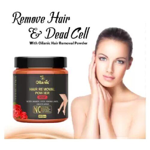 Oilanic Rose Hair Removal Powder 100gm Wax 100 g 3