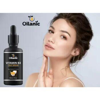Oilanic Vitamin B3 Serum For Anti-Anging & Wrinker Reducer (30 ml)