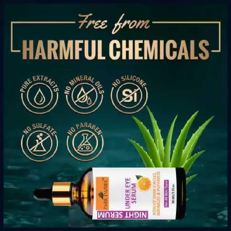 Park Daniel Premium Under Eye Serum For Men and Women (30 ml)