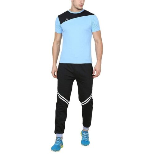 Poly Cotton Solid Track Pant for Men 15