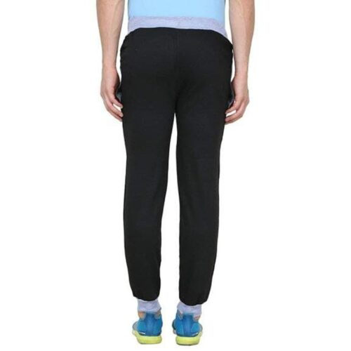 Poly Cotton Solid Track Pant for Men 9