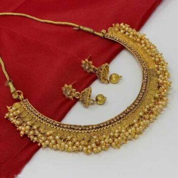 Precious Gold Plated Jewellery Sets