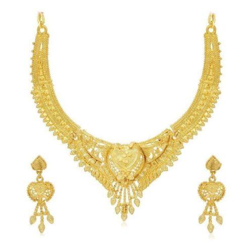 Sukkhi Amazing Gold Plated Jewellery Set