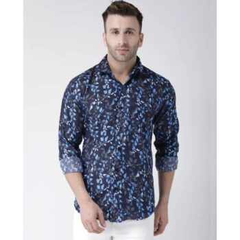 Printed Casual Daily Wear Shirt for Men