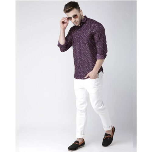 Printed Casual Daily Wear Shirt for Men 2