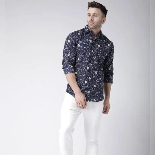 Printed Casual Daily Wear Shirt for Men 21