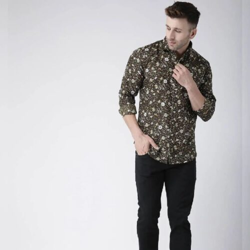 Printed Casual Daily Wear Shirt for Men 24