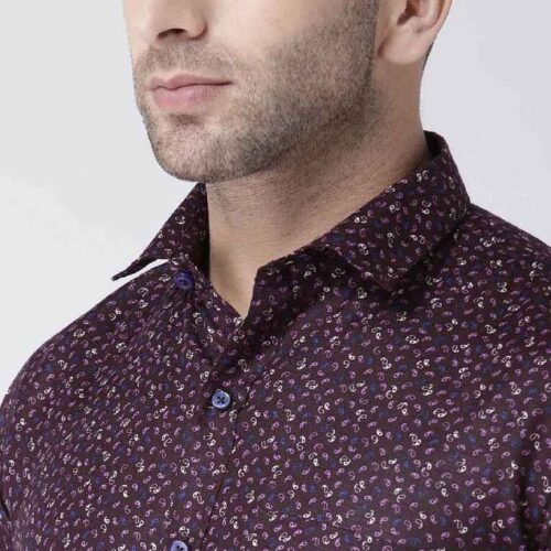 Printed Casual Daily Wear Shirt for Men 3