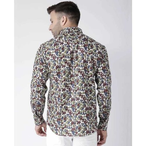 Printed Casual Daily Wear Shirt for Men 8