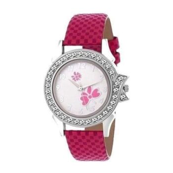 Synthetic Leather Watch for Women