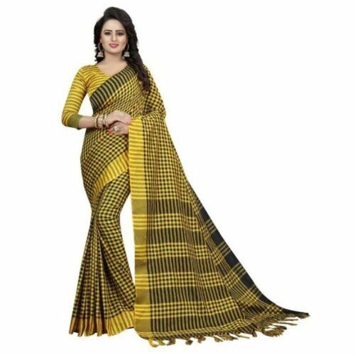 Trending Cotton Silk Saree