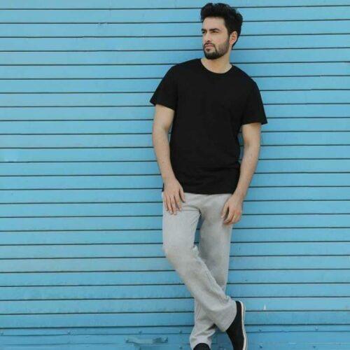 Uncommon Cotton Solid Slim Fit Track Pant for Men