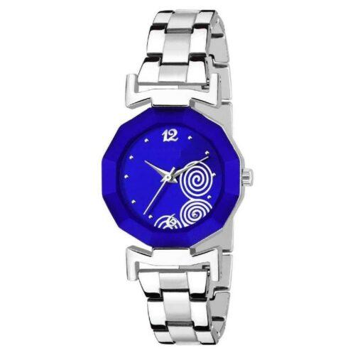 Unique Metal Watch for Women