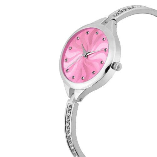 Unique Metal Watch for Women 2