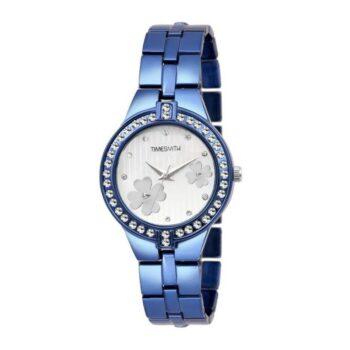 Women Stylish Stainless Steel Watch