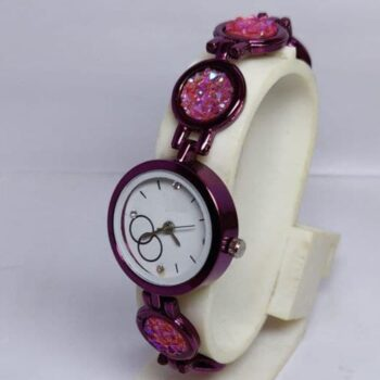 Women's Analog Stainless Steel Watch