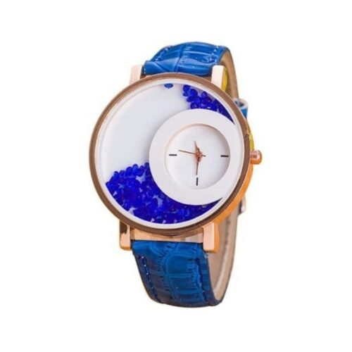 Women's Synthetic Leather Watch