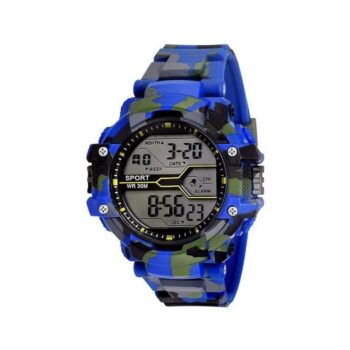 Authentic Silicone Digital Watch