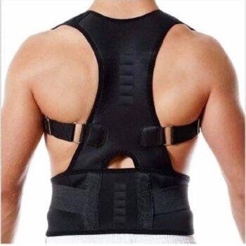 Back Support - Lower & Upper Back Pain Support Belt For Posture Corrector