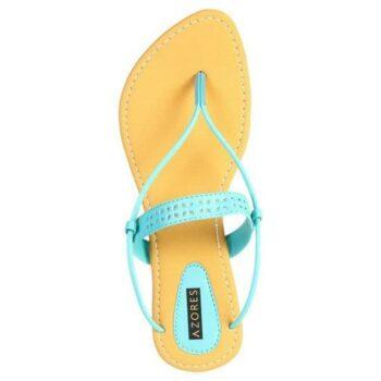 Casual PVC Flat Sandal for Women