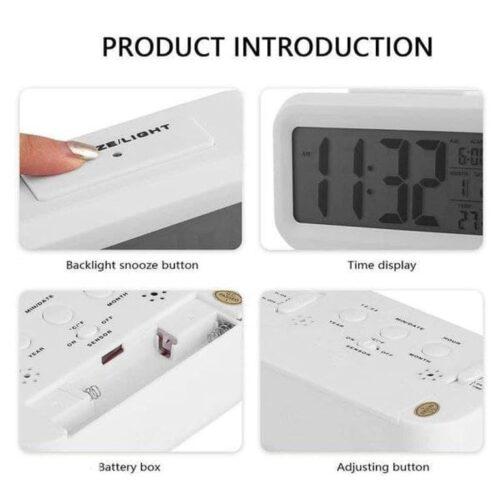 Digital Smart Alarm Clock
