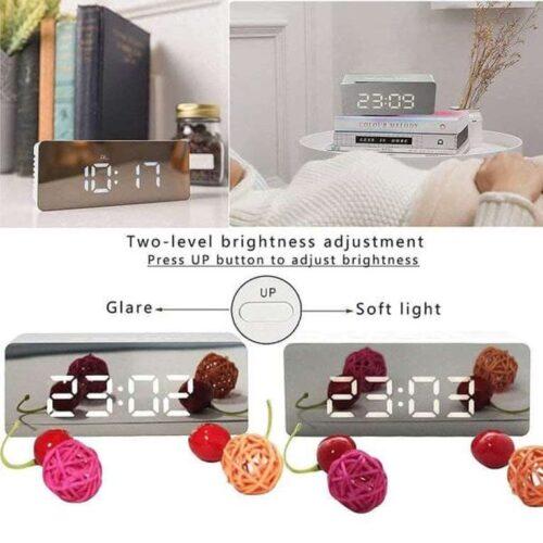 Digital Smart Alarm Clock 8