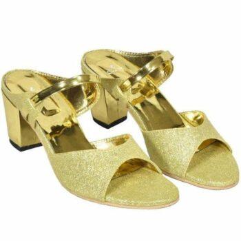 Fancy Women's Solid Heels